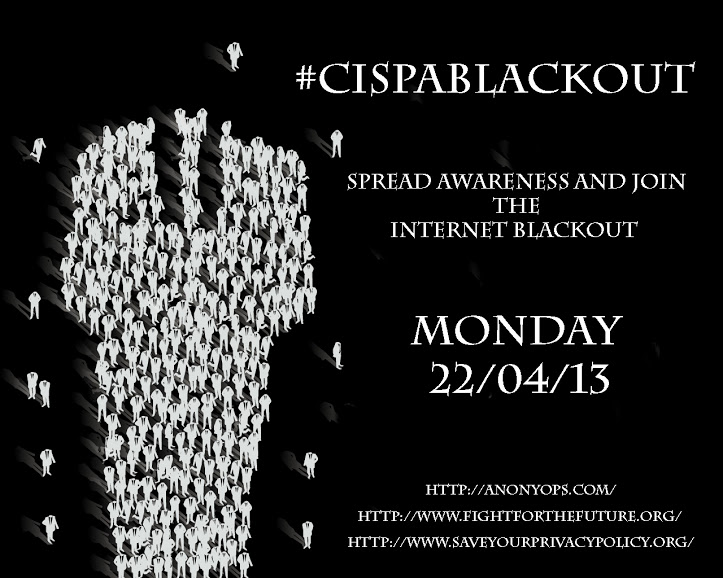 CISPA blackout