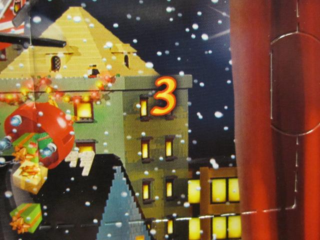 calendar 2010 december. LEGO Advent Calendar – Dec 02,
